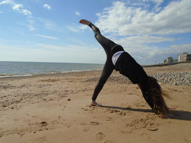 Brighton & Hove Yoga Class - promoting health and wellbeing